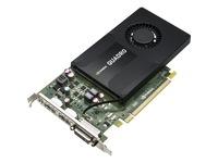 HP NVIDIA Quadro K2200 Graphic Card - 4 GB GDDR5