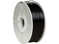 Verbatim ABS 3D Filament 1.75mm 1kg Reel - Black