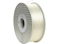 Verbatim ABS 3D Filament 1.75mm 1kg Reel - Transparent