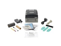 Panduit TDP43ME Thermal Transfer Printer - Monochrome - Desktop - Label Print - USB - Serial - US