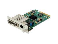 AddOn 1 10/100/1000Base-TX(RJ-45) to 3 Open SFP Ports with Failover Protection Media Converter