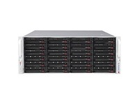 Supermicro SuperChassis 846BE1C-R1K28B (Black)