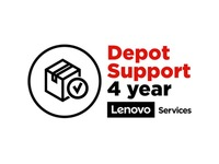 Lenovo Warranty/Support - 4 Year Extended Service - Warranty