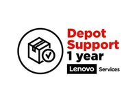 Lenovo Warranty/Support - 1 Year Extended Service - Warranty