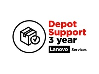 Lenovo 3 Year Expedited Depot/CCI - 3 Year Extended Warranty (Upgrade) - Warranty