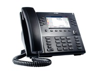 Mitel 6869 IP Phone - Desktop - Black