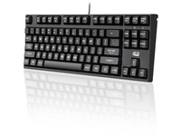 Adesso Compact Mechanical Gaming Keyboard