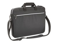 "Toshiba Carrying Case for 14"" Notebook - Black, Silver"