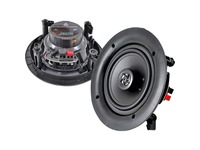 Pyle PDIC106 Speaker - 250 W PMPO - 2-way - 2 Pack