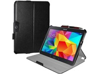 "Amzer Carrying Case (Portfolio) for 10.1"" Tablet - Black"