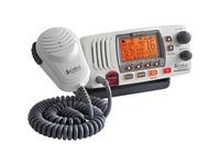 Cobra 25 Watt Class-D Fixed Mount VHF Radio, White