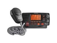 Cobra MR F57B 25 Watt Class-D Fixed Mount VHF Radio, Black