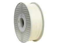 Verbatim PLA 3D Filament 1.75mm 1kg Reel - Natural Transparent