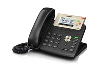 Yealink SIP-T23G IP Phone - Corded - Corded - Wall Mountable - Black