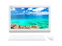 """Acer DC All-in-One Computer - Tegra K1 - 4 GB RAM - 16 GB SSD - 21.5"""" 1920 x 1080 Touchscreen Display - Slate - White"""