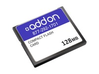 AddOn Cisco MEM1800-32U128CF Compatible 128MB Flash Upgrade