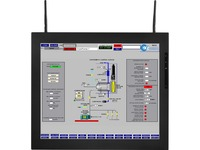 """19"""" Industrial Touch Screen Panel PC"""