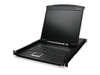 "8-Port 19"" LCD KVM Drawer (TAA Compliant)"