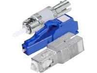 AddOn 2-Pack 10dB fixed Male to Female ST/UPC MMF OM1 Simplex fiber Attenuator