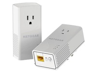 NETGEAR Powerline 1200 + Extra Outlet, PLP1200