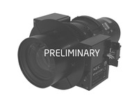 NEC Display - 18.60 mm to 26.70 mm - Zoom Lens