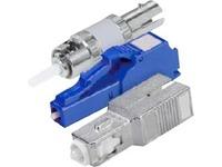 AddOn 2-Pack 15dB fixed Male to Female LC/UPC MMF OM1 Simplex fiber Attenuator