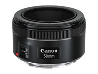 Canon - 50 mm - f/1.8 - Fixed Lens for Canon EF