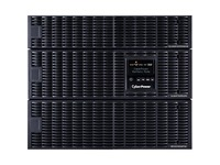 CyberPower OL8000RT3UPDUTF 8KVA Online UPS TF 8U Maintenance Bypass HW 120/208V RT 3YR WTY
