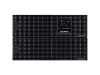 CyberPower OL10000RT3UPDU 10KVA Online UPS 6U Maintenance Bypass HW-I/O 200-240V RT 3YR WTY