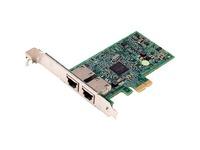 Dell Broadcom 5720 Dual Port 1Gigabit Network Interface Card Full Height