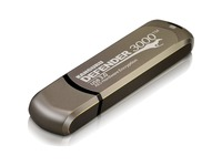 Kanguru Defender3000 FIPS 140-2 Certified Level 3, SuperSpeed USB 3.0 Secure Flash Drive, 16G