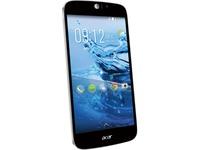 "Acer Liquid Jade Z S57 16 GB Smartphone - 5""LCD HD 1280 x 720 - ARM Cortex A53Quad-core (4 Core) 1.50 GHz - 2 GB RAM - Android 4.4 KitKat - 4G - Black"
