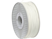 Verbatim ABS Filament 3mm 1kg Reel - White