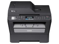 Brother MFC MFC-7460DN Laser Multifunction Printer - Refurbished - Monochrome