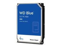 WD Blue 4 TB 3.5-inch SATA 6 Gb/s 5400 RPM PC Hard Drive