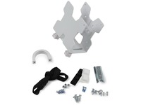 Ergotron Mounting Bracket for Thin Client, Mac mini, Monitor, CPU - White