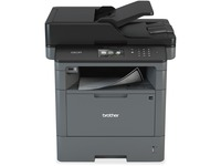 Brother DCP-L5500DN Laser Multifunction Printer - Monochrome - Duplex