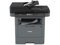 Brother MFC-L5900DW Laser Multifunction Printer - Monochrome - Duplex