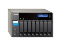 QNAP Turbo vNAS TVS-871T SAN/NAS/DAS Server