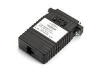 Black Box Async/Sync RS232 Extender over CATx - DB25 Female to RJ-11/RJ-45/Terminal Block