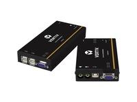 Avocent LV 3000 Series High Quality KVM Extender Kit with Receiver & Transmitter