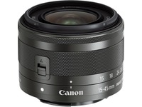 Canon - 15 mm to 45 mm - f/6.3 - Zoom Lens for Canon EF-M