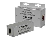 ComNet 10/100 Mbps Ethernet Repeater With 60 W Pass-Through PoE