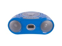 BLUETOOTH CD CASSETTE FM BOOMBOX