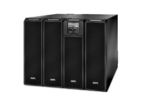 APC by Schneider Electric Smart-UPS SRT 10kVA with two 208/240V to 120V 5kVA Step-Down Transformers