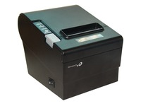Bematech LR2000 Desktop Direct Thermal Printer - Monochrome - Receipt Print - USB - Serial