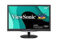 "Viewsonic VX2457-mhd 24"" Full HD LED LCD Monitor - 16:9 - Black"