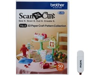 Brother 3D-Craft Pattern Collection