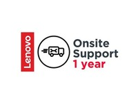 Lenovo Onsite Support (Add-On) - 1 Year - Service