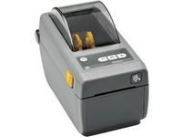 Zebra ZD410 Direct Thermal Printer - Monochrome - Desktop - Label/Receipt Print - Ethernet - USB